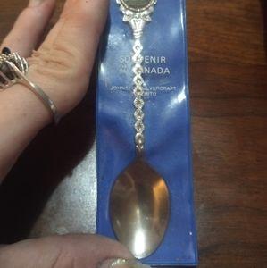 Miniature spoon
